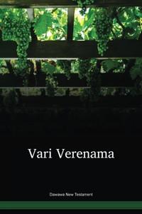 Dawawa Language New Testament / Vari Verenama (DWWNT) / Papua New Guinea / PNG