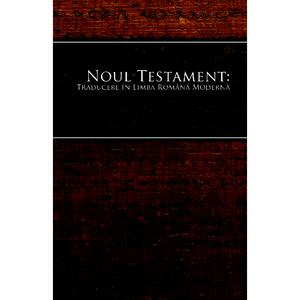 English (eng) Bilingual New Testament / Noul Testament Traducere in Limba Romana Moderna / Romania România