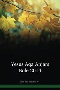 Anjam Language New Testament 2014 / Yesus Aqa Anjam Bole (BOJ2014) / Papua New Guinea / PNG