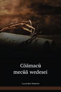 Tuyuca Language New Testament / Cõãmacʉ̃ mecʉ̃ã wedesei (TUENT) / Columbia, Brazil