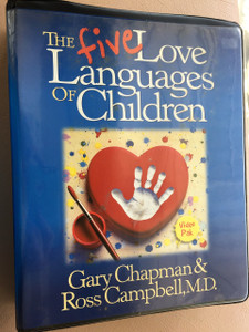 Five Love Languages of Children Video Pack VHS and Audio Cassette with paperback copy of the Parent Activity Guide by Gary Chapman and Ross Campbell, M.D.  / LifeWay Church Resources