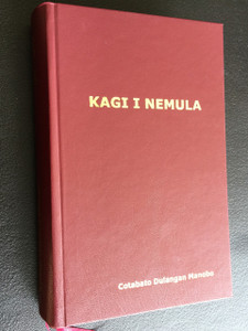 Cotabato Dulangan Manobo Bible / Kagi I Nemula / Word of God / Mindanao Philippines