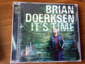 It's Time Audio CD by Brian Doerksen / Integrity Music