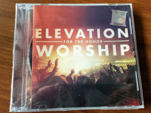 "For The Honour Audio CD by Elevation Worship / For The Honor showcases the Charlotte, NC area Elevation Church band's unstoppable energy and powerful original songs including ""Exalted One,"" ""The Highest,"" ""All Things New,"" and more"