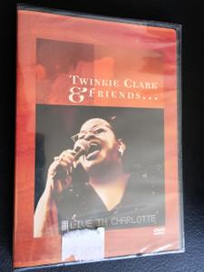 Twinkie Clark & Friends… / Live in Charlotte / DVD