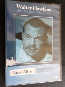 Walter Hawkins And the Love Center Choir / Love Alive / 25th Anniversary Reunion Vol. 1&2 / DVD