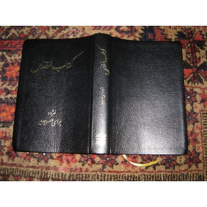 Persian Bible Leather (The Holy Bible Today's Persian Version) Farsi فارسی  / Iran