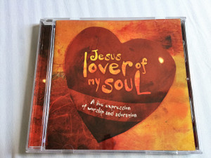 Kingsway Music - Jesus Lover Of My Soul / Praise & Worship CD / A live expression of worship and adoration