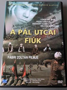 A Pál utcai fiúk (1968) Hungarian Only Version / The Boys of Paul Street / Fábri Zoltán, 1968 / Író: Molnár Ferenc / FULL 110 minute version