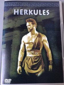 Hercules DVD (1958) Herkules / Peplum Film / Directed by	Pietro Francisci / Starring: Steve Reeves, Sylva Koscina, Gianna Maria Canale, Fabrizio Mioni / Based on The Argonauts by Apollonius of Rhodes