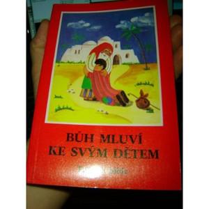 Czech Children's Illustrated Small Bible / Buh Mluvi Ke Svym Detem - Texty Z ...