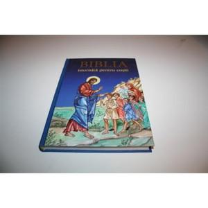 The Greek Orthodox Children's Bible / Matha Xynopoulou-Kapetanakou / Romanian...