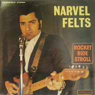 NARVEL FELTS - ROCKET RIDE STROLL