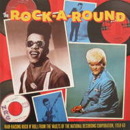 322 VARIOUS ARTISTS - THE ROCK-A-ROUND LP (322)