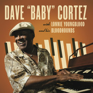 "380 DAVE ""BABY"" CORTEZ with LONNIE YOUNGBLOOD AND HIS BLOODHOUNDS LP (380)"