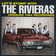 278 THE RIVIERAS - LET'S STOMP WITH THE RIVIERAS LP (278)