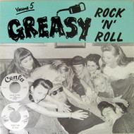 GREASY ROCK  AND ROLL VOL. 5