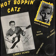HOT BOPPIN' CATS
