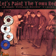 LET'S PAINT THE TOWN RED VOL. 2