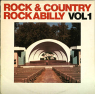 ROCK AND COUNTRY ROCKABILLY VOL. 1