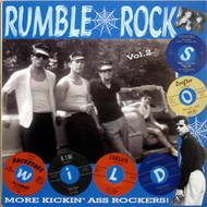 RUMBLE ROCK VOL. 2