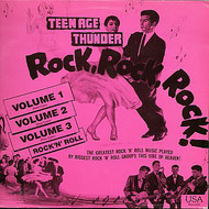 TEENAGE THUNDER VOL. 3