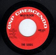 THE SEEDS - WILD BLOOD/FALLING OFF THE EDGE OF MY MIND
