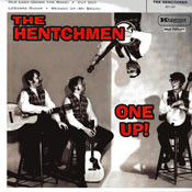 HENTCHMEN -ONE UP EP