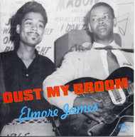 ELMORE JAMES - DUST MY BROOM (CD 7040)