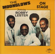 MOONGLOWS ON STAGE WITH BOBBY LESTER (CD 7042)