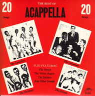 BEST OF ACAPPELLA VOL. 1 (CD 7052)