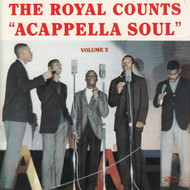 ROYAL COUNTS - ACAPPELLA SOUL VOL. 2 (CD 7111)