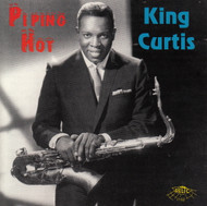 KING CURTIS - PIPING HOT: THE COMPLETE ENJOY SESSIONS (CD 7102)