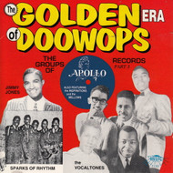 GOLDEN ERA OF DOO WOPS: APOLLO RECORDS PT. 3 (CD 7133)