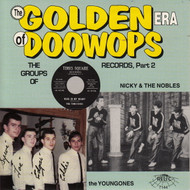 GOLDEN ERA OF DOO WOPS: TIMES SQUARE RECORDS PT. 2 (CD 7144)
