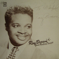 ROY BROWN - GOOD ROCKIN' TONIGHT