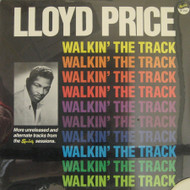 LLOYD PRICE - WALKIN' THE TRACK