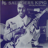 SAUNDERS KING - WHAT'S YOUR STORY MORNING GLORY