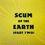 SCUM OF THE EARTH VOL. 2 (LP) last copy