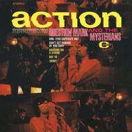 QUESTION MARK AND THE MYSTERIANS - ACTION (ABKCO) LP