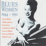 BLUES WOMEN 1944-1952 (CD)