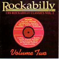 CBS ROCKABILLY CLASSICS VOL. 2 (CD)