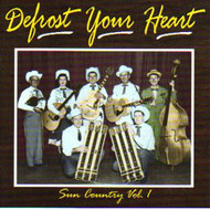 DEFROST YOUR HEART (CD)