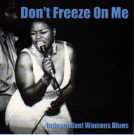 DON'T FREEZE ON ME (CD)