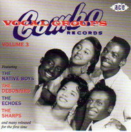 COMBO VOCAL GROUPS VOL. 3 (CD)