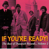 DUNWICH RECORDS STORY VOL. 2: IF YOU'RE READY (CD)