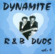 DYNAMITE R&B DUOS VOL. 4 (CD)