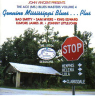 GENUINE MISSISSIPPI BLUES: ACE BLUES MASTERS VOL. 4 (CD)