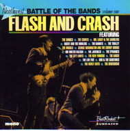 FLASH AND CRASH (CD)