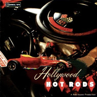 HOLLYWOOD HOT RODS (CD)
